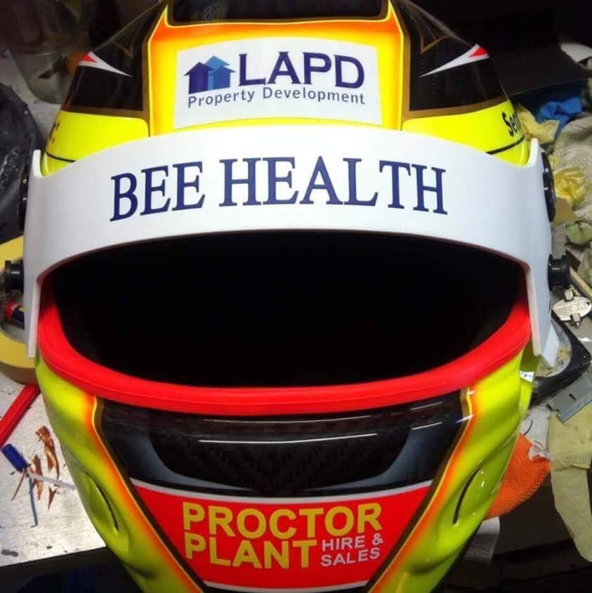 Bee Health sponsors Senna