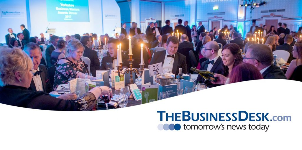 Shortlisted for Business Master
