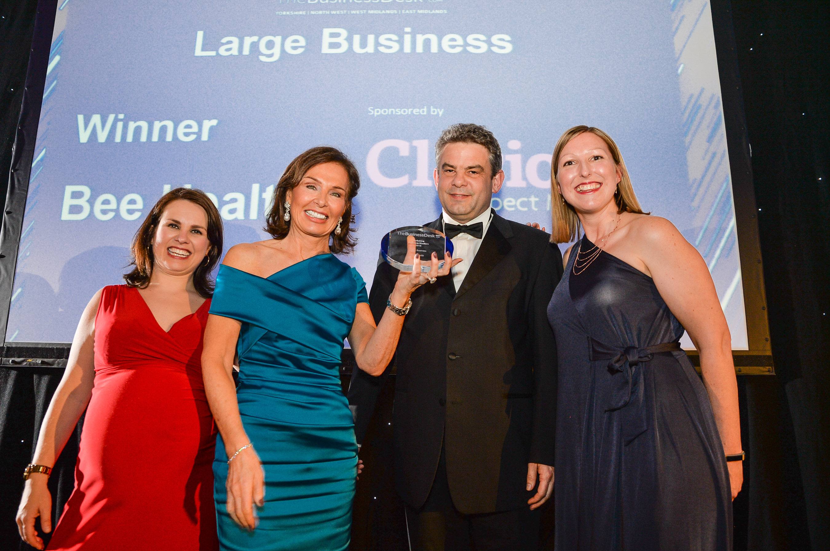 Bee Health named Yorkshire Business Master 2018
