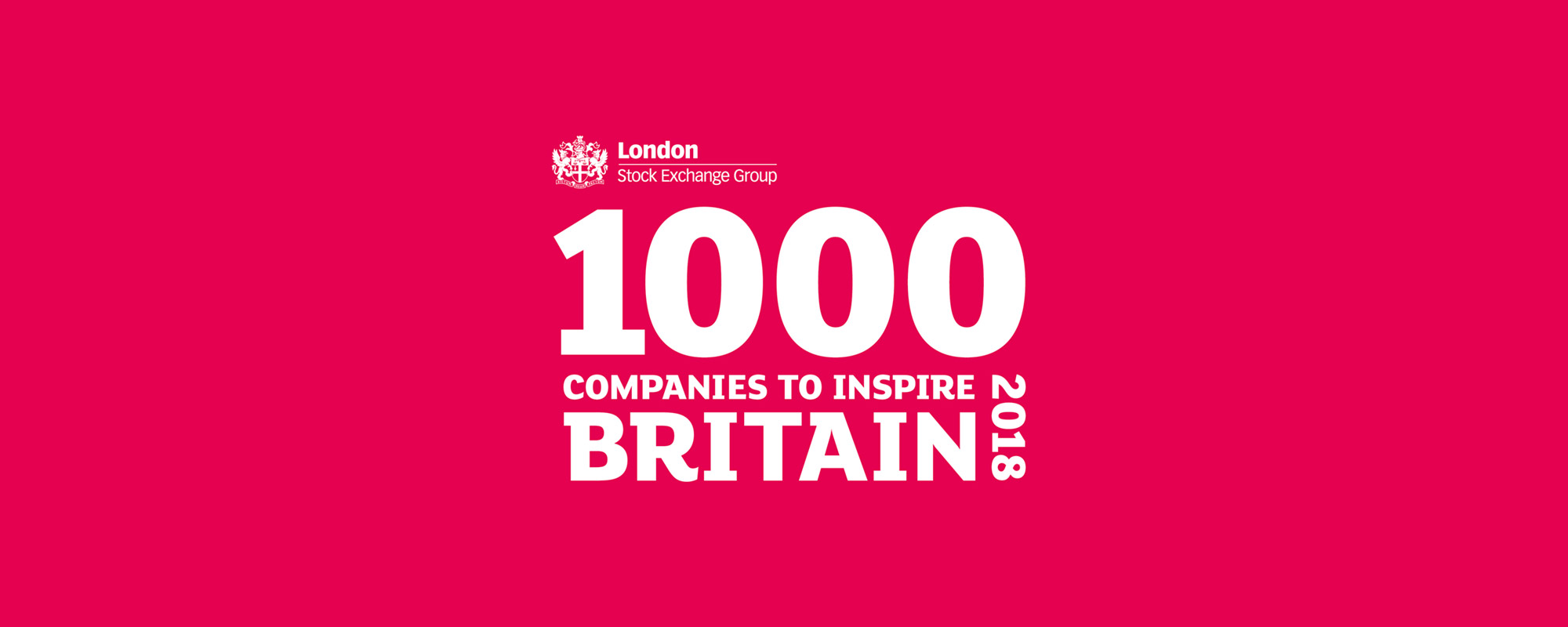 Bee Health named in London Stock Exchange Group's '1000 Companies to Inspire Britain' report